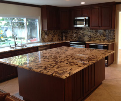 Countertops for kitchens